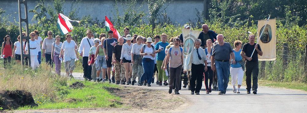 2020. szeptember 12-én újra Szent Imre zarándoklat lesz Soltvadkerten