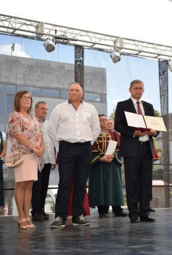 Átadták a Kiskőrös Város Szőlészetéért és Borászatáért díjat 2