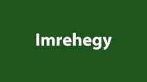 Imrehegy videó
