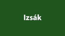 Izsák videó